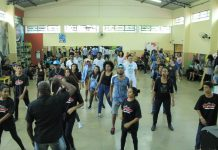 Ginásio da Casa do Hip Hop