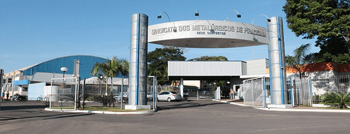 Clube Sindicato dos Metalúrgicos (Foto: Divulgação)