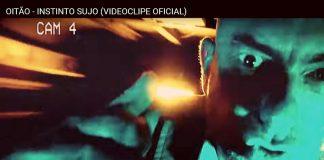 Cena do clipe Instinto Sujo da banda Oitão, com o chefe Henrique Fogaça (foto: reprodução)