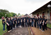 Coro do projeto Guri em PIracicaba (foto: Gustavo Morita)