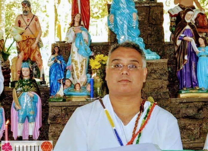Ademir Barbosa Junior (Pai Dermes de Xangô)
