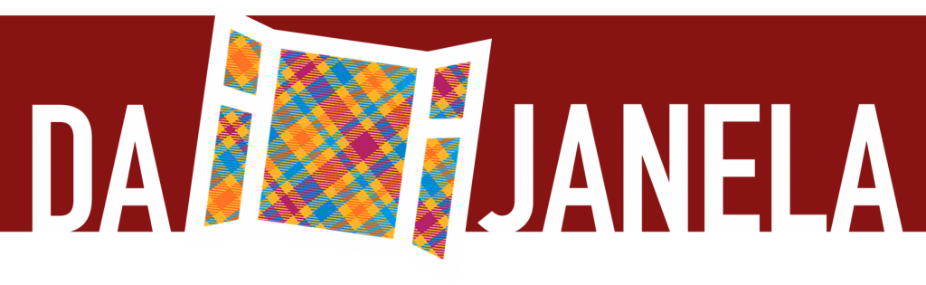 Logotipo do site Da Janela